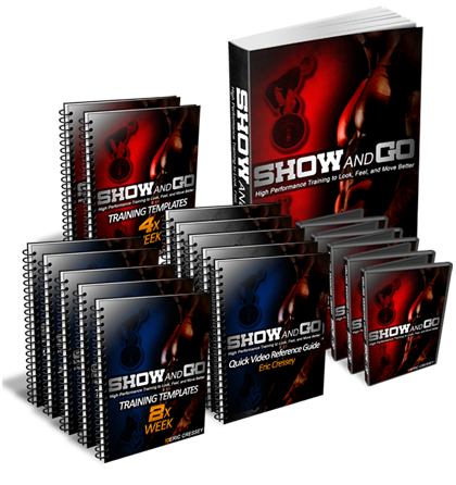Show and Go products